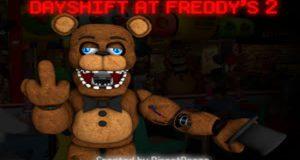 Dayshift at Freddy's 2
