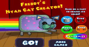 Freddy's Nyan Cat Creator