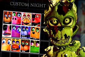 Ultimate Custom Night Game