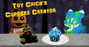 Toy Chica's Cupcake Creator!