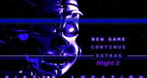 FNAF – Sister Location Nights 2