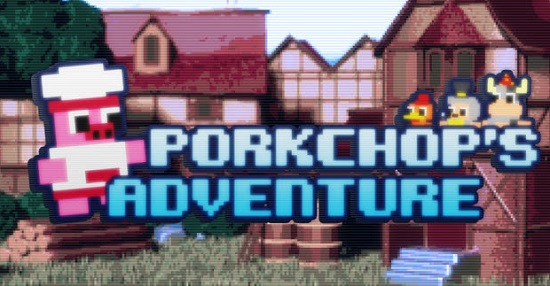 Porkchop's Adventure