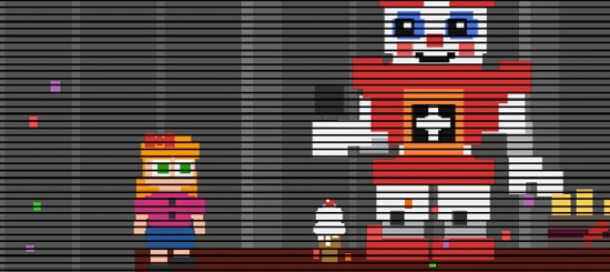 Fazbear Horror: Sister Location - Opening Minigame
