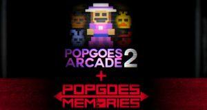 POPGOES Arcade 2+POPGOES Memories